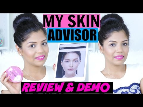 My Skin Advisor App from The Pond's Institute  Tried & Tested SuperPrincessjo