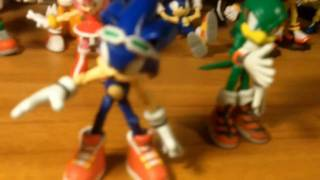 Figure Reviews: Sonic Free Riders
