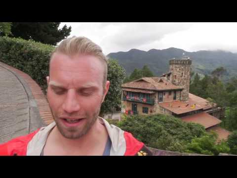 VLOG 2 - Kolumbien -Endlich Millionär - Bogota City Tour Kolumbien