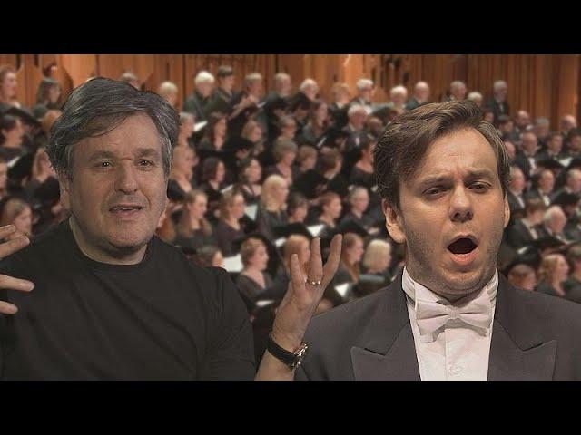 Sir Antonio Pappano and Benjamin Bernheim enchant London with Puccini's 'Messa di Gloria'