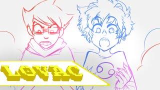 Switcheroo HD [Homestuck - Comic Dub]