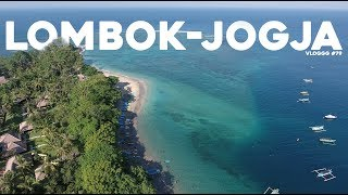 VLOGGG #79: Talkshow Lombok-Jogja: Ketinggalan Pesawat (lagi)