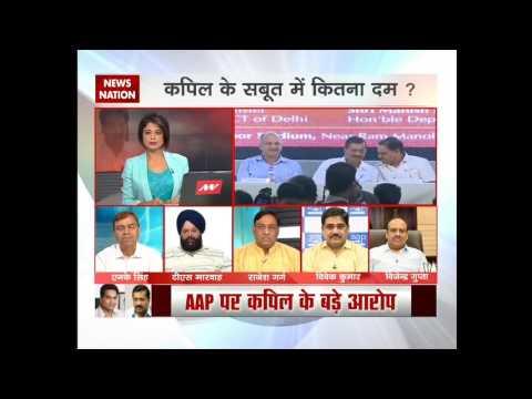 Will Delhi CM Arvind Kejriwal break his silence over allegations by Kapil Mishra?