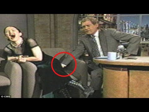 10 TIMES THE LATE NIGHT TALK SHOW WENT SEXUAL!!!