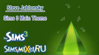 Download Steve Jablonsky - Sims 3 Main Theme - Soundtrack The Sims 3 MP3 song and Music Video