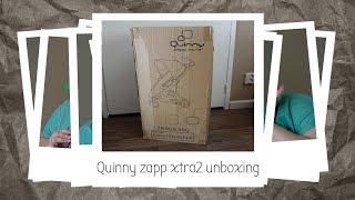 Unboxing  Quinny zapp xtra 2.0  fa5b7cdec7