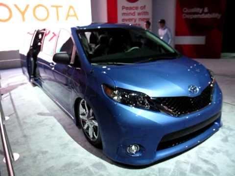 Toyota Sienna Swagger Wagon Supreme   YouTube