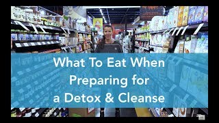Holistic Coach - Foods to Eat When Preparing for A Cleanse & Detox