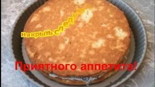 Как Приготовить-Сметанный Торт Видео Рецепт
