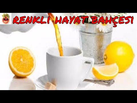 Limon Kabuğu Çayı Yapımı ve Faydaları