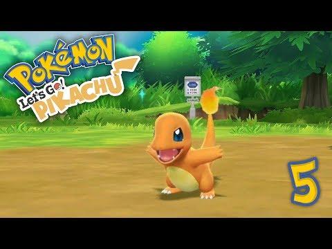 SE UNE AL EQUIPO! Pokemon Lets GO! E5 - Luzu