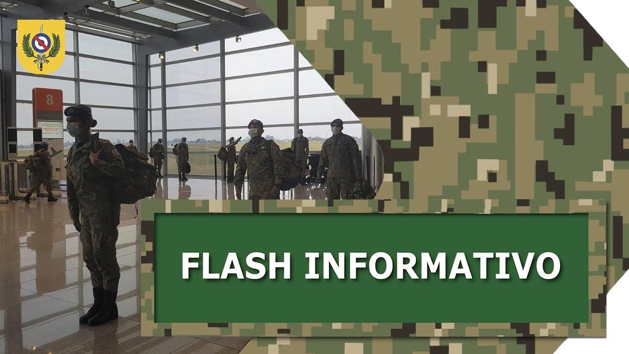 Flash Informativo - Vuelos de rotación 2020