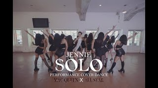 [JENNIE 'SOLO' DANCE COVER CONTEST] JENNIE - 'SOLO' Performance Video by MAC QUEEN from Indonesia