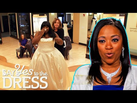 Groom's Ex Girlfriend 'Sabotages' Bride's Appointment | Say Yes To The Dress Atlanta