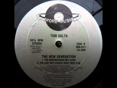Tom Salta - The Lost Boy (Fright Night Mix) mp3