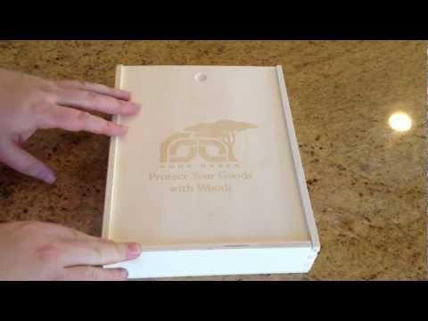 Root Cases Walnut Wood iPad 2 & New iPad 3 Case Review