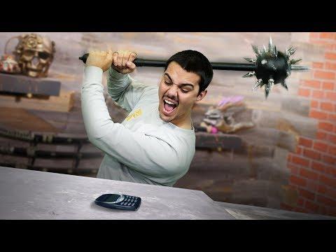 Destroying Unbreakable Phones!