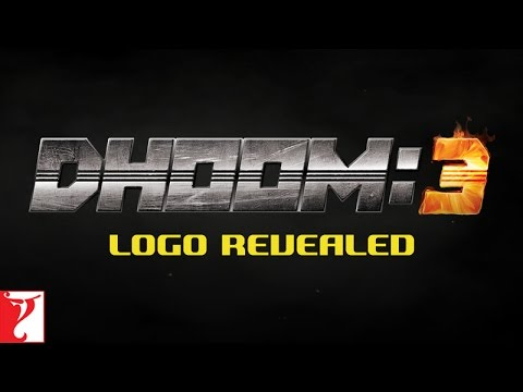 DHOOM:3 - Logo Revealed Travel Video
