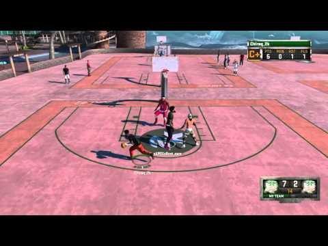 NBA 2k16• Park Grind!