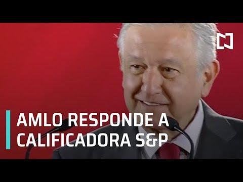 AMLO responde a cambio de calificación de S&P a Pemex - Despierta con Loret