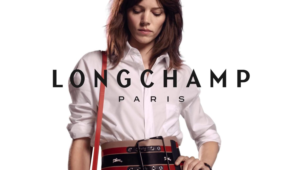 Longchamp Spring 2018 Mademoiselle Orange Youtube Lc030 Longchample Pliage Medium The City