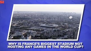 France '19's Stadium Situation | Women's World Cup Daily | Sports Illustrated