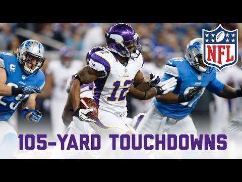 The Best 105-Yard Kick Returns in NFL History | #CountdownToKickoff | NFL