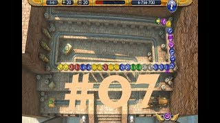 Luxor 2 HD Expert Mode ! Episode #07 : TEMPLE OF FAST