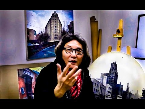 Shanghai guide - Shanghai Moganshan Lu art district M50 Overview November December 2016