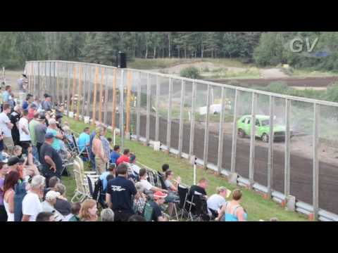 Autocross MöLLN 2016 - Superfinale Division I - Serientourenwagen