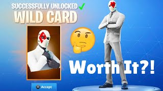 Was The Wild Card Skin Worth It? (Fortnite)