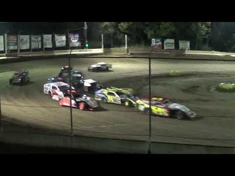 A-Mod Feature at Highland Speedway 8-17-19