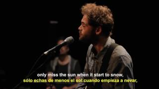 Let Her Go   Passenger  Sub  English   Español  Official video
