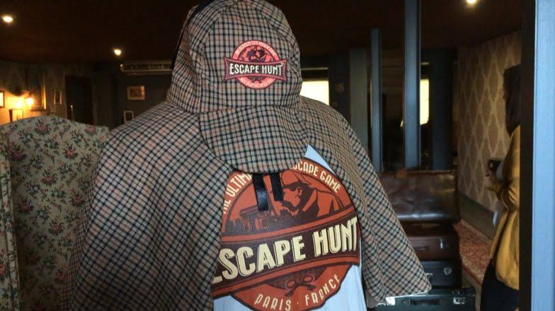 Escape Hunt Ouverture De La Plus Grande Salle Jeux Dvasion France