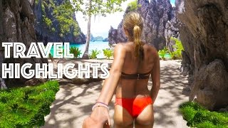 TRAVEL HIGHLIGHTS! | Southeast Asia 2015