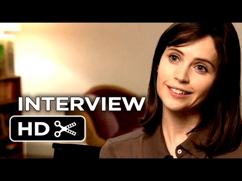The Theory of Everything Interview - Felicity Jones (2014) - Movie HD streaming vf