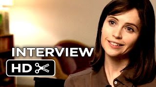 The Theory of Everything Interview - Felicity Jones (2014) - Movie HD