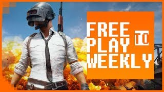 Free to Play Weekly – Bluehole Sues Epic Games Over Fortnite! Ep 324