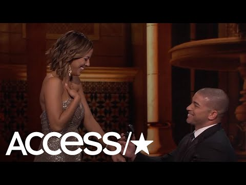 'The Proposal': Mike & Monica Dish On Getting Engaged After Knowing Each Other For An Hour | Access
