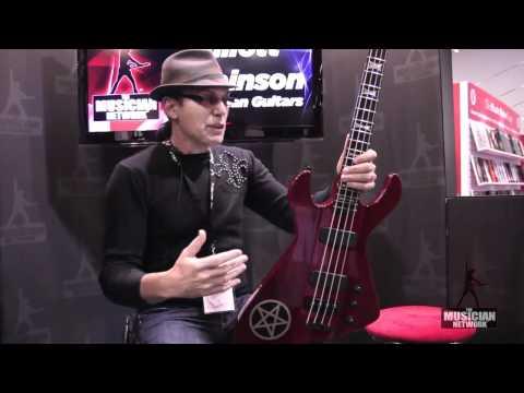 Dean Guitars - Elliot Rubinson: NAMM 2012 Product Showcase