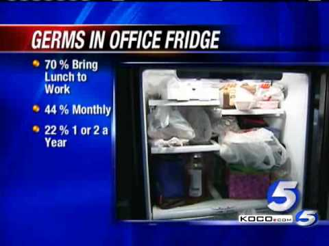 Merveilleux Study: Office Refrigerators Full Of Germs