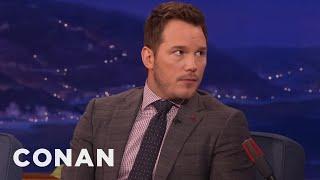 Chris Pratt Is A Seahawks Superfan  - CONAN on TBS
