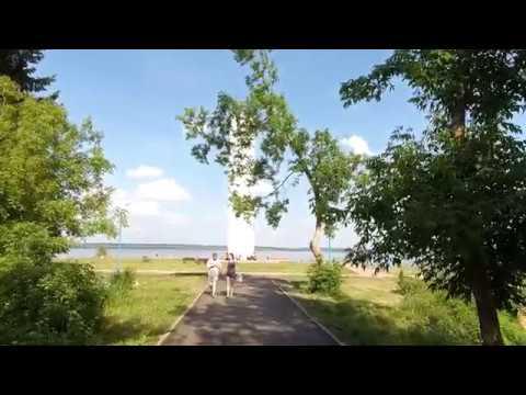 Ивановская область город Пучеж, лето 2018. Малые города России.