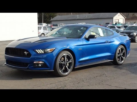 MVS - 2017 Ford Mustang GT Premium Fastback