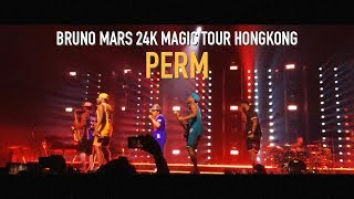 Bruno mars - Perm [cinemascope]_180512 24k magic tour hongkong