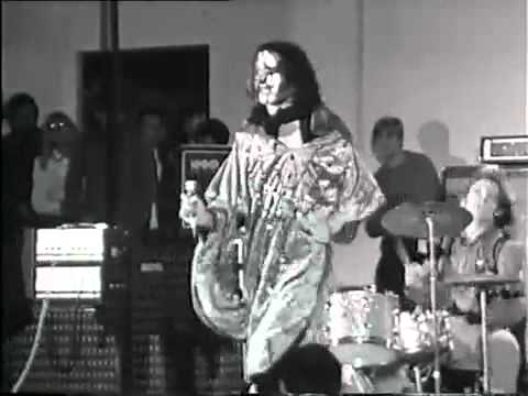 Arthur Brown Kastival 1968