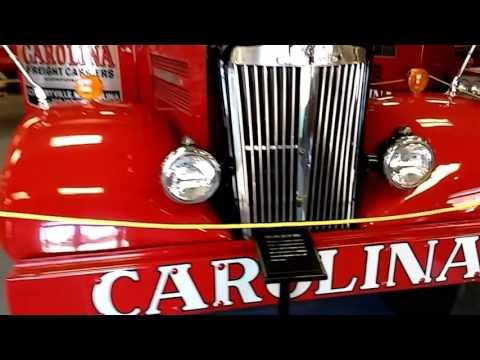 Carolina Freight Museum ( A history of trucks )
