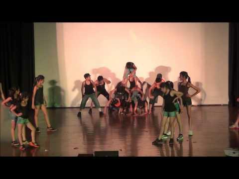 Shiamak's Confidance 2013 Delhi   The Showkids
