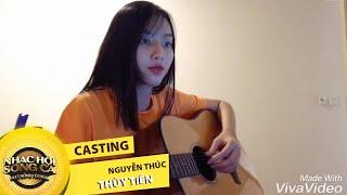 Thí sinh Nguyễn Thúc Thuỳ Tiên - Buồn của em   Casting Nhạc Hội Song Ca mùa 2