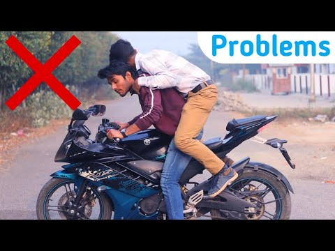 R15 ना खरीदें ? | 5 Reasons Not To Buy Yamaha R15   ( CINEMATIC )